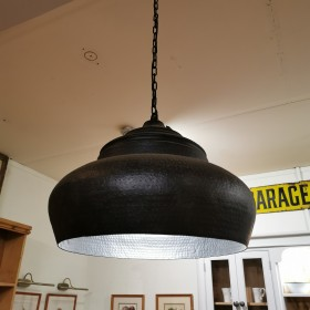 Black & Silver Hanging Lamp Ceiling Lights