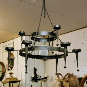 Medieval Style Chandelier Chandeliers