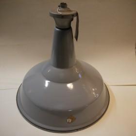 Grey Industrial Shade Industrial Lights