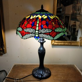 Large Dragonfly Tiffany Lamp Lamps