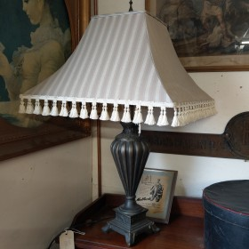 Lamp and Square Shade Lamps