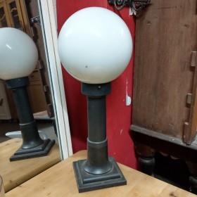 Glass Globe Lamp Lamps