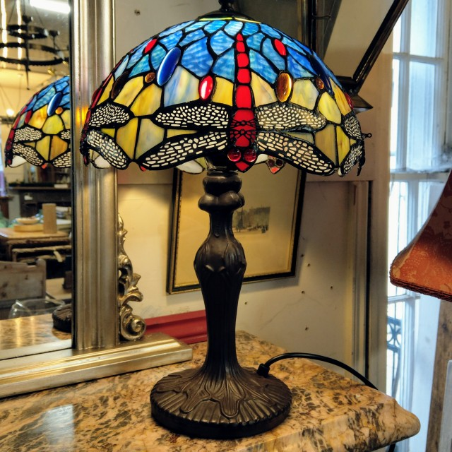 Large Tiffany Lamp Lamps