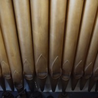 Church Organ Pipes Oddities