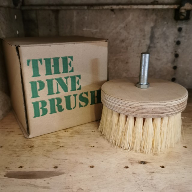 Drill Brushes Brushes, Wax & Undercoats