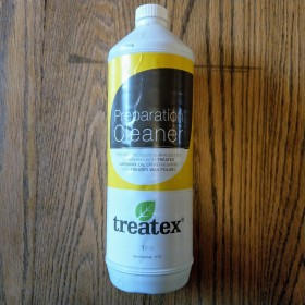 Treatex Preparation Cleaner Cleaners and Wax Polish