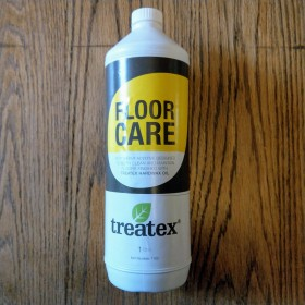 Treatex Floor Care Cleaners and Wax Polish