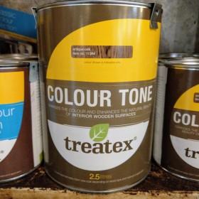 Treatex Colour Tone Antique Oak 2.5 litre Hardwax Oil