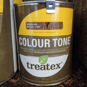 Treatex Colour Tone Antique Oak 1 litre Hardwax Oil