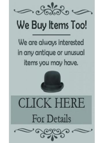We buy items too