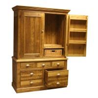 Double Larder Cupboard Bespoke Furniture